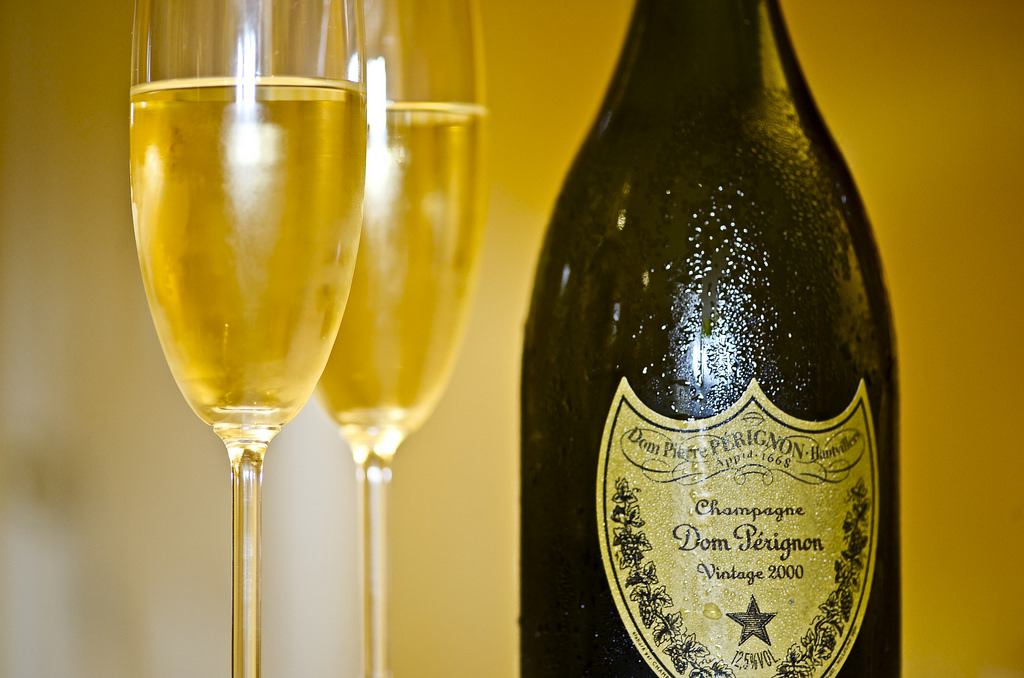 Thirstie Is Powering On-demand Delivery For Dom Pérignon photo
