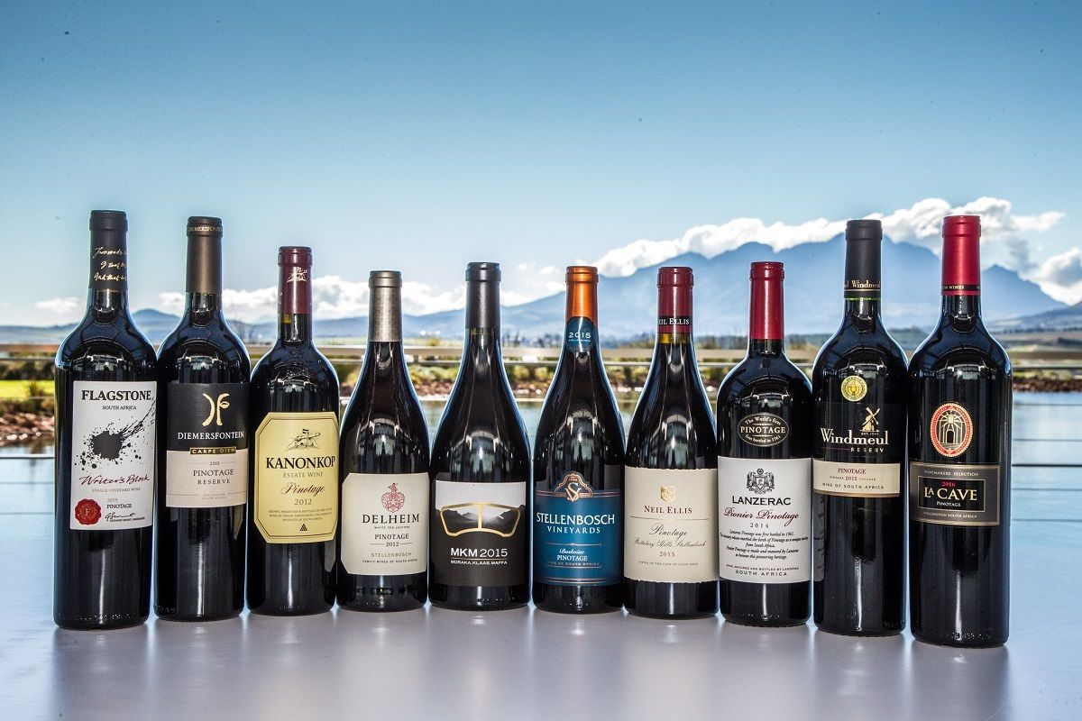 Winning Wines: Absa Top 10 Pinotage Winners Announced photo