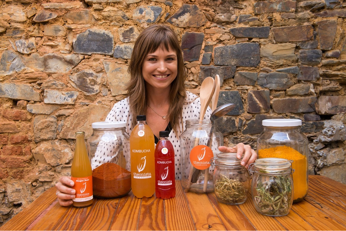 #womensmonth: Cape Town Kombucha Queen Meghan Werner photo