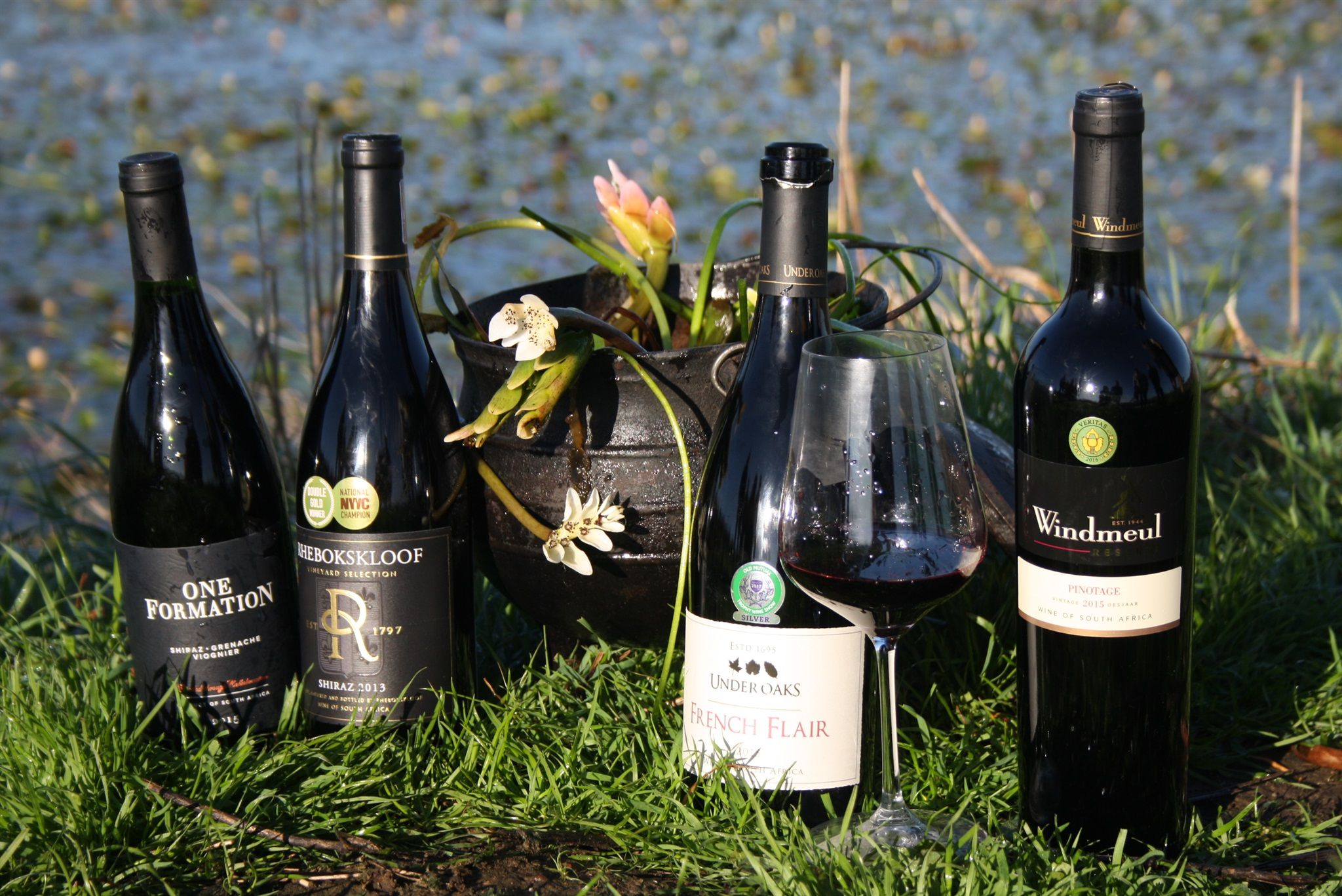 Waterblommetjie Festival Features Local Paarl Wineries photo