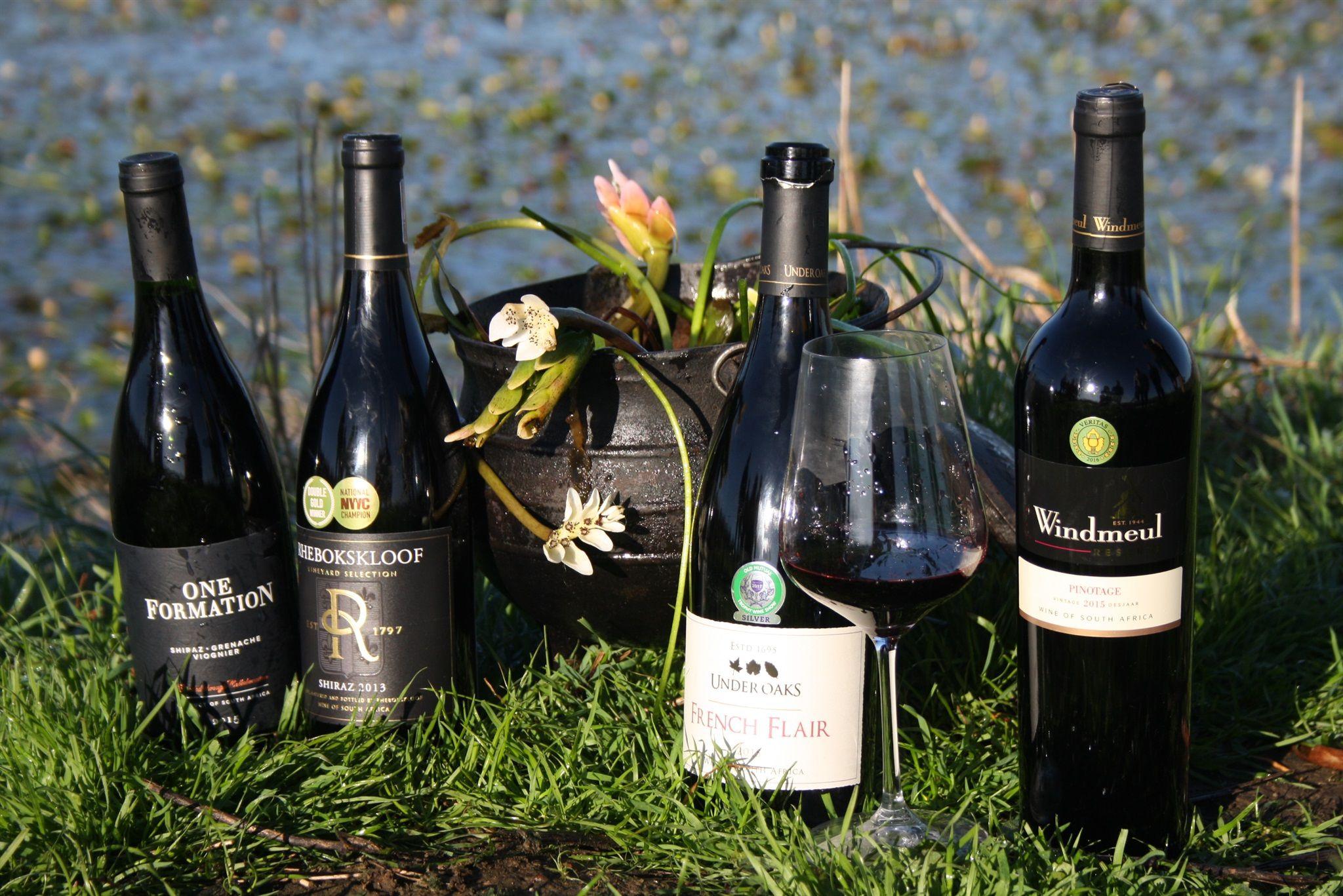 Waterblommetjie Festival Features Local Paarl Wineries photo