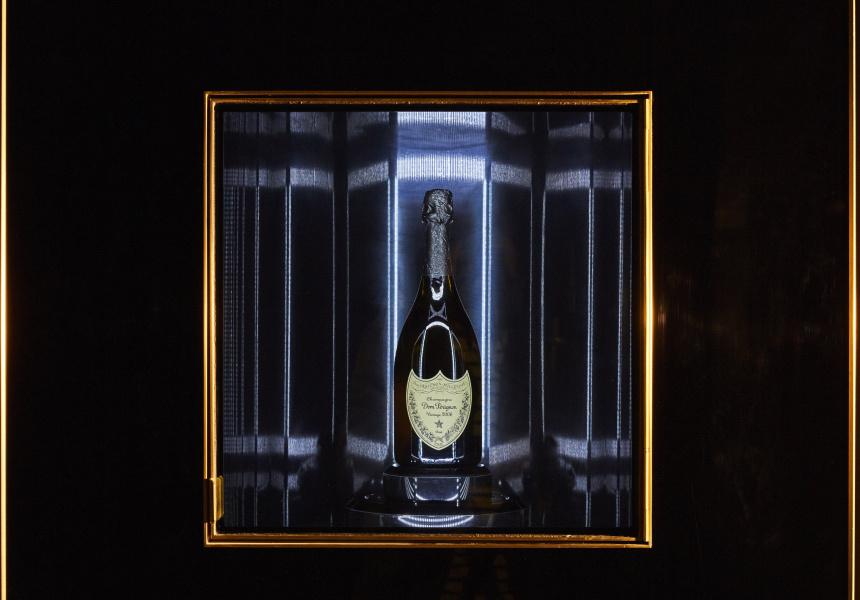 "Vue De Monde's New ""illuminator"" Is The World's First Dom Pérignon Dispenser photo"
