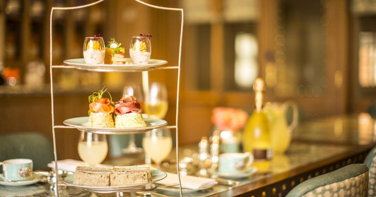 Afternoon Tea Week: London's Quirkiest Afternoon Teas photo
