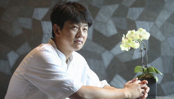 Top Korean Chef Who Discovered Joy Of Cooking On Military Service photo