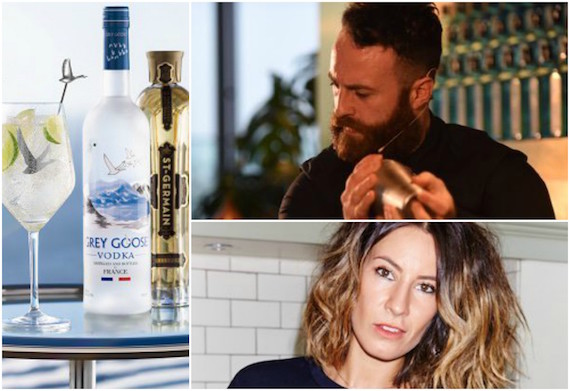 Grey Goose Brunch Club Encourages Food Pairing Trend photo