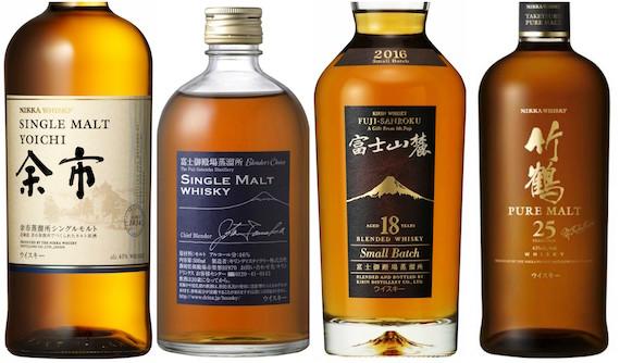Uk Sales Of Japanese Whisky Up +232% photo