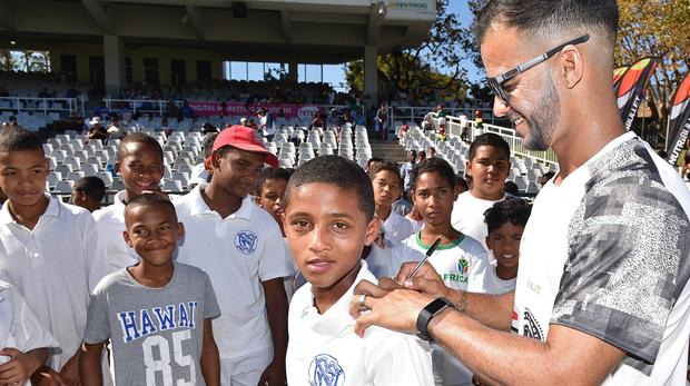 Jp Duminy To Host Jp21 Project Event At Val De Vie photo