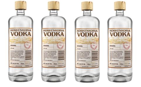 Altia?s Koskenkorva Vodka Launches In Us Through Partnership With Infinium Spirits photo