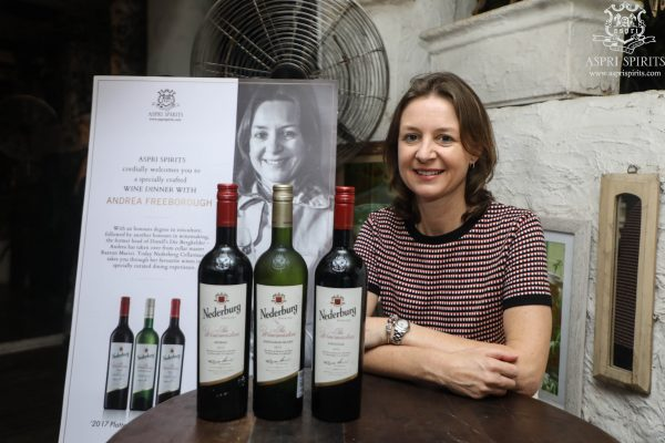Mumbai gets a taste of South African Wines from Nederburg The Winemasters Portfolio photo