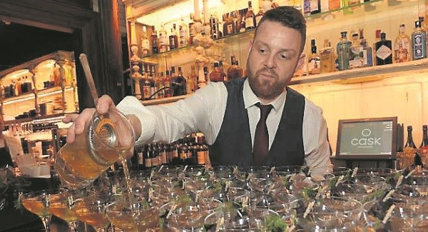 Corkman In The Mix For World Bartender Of The Year photo