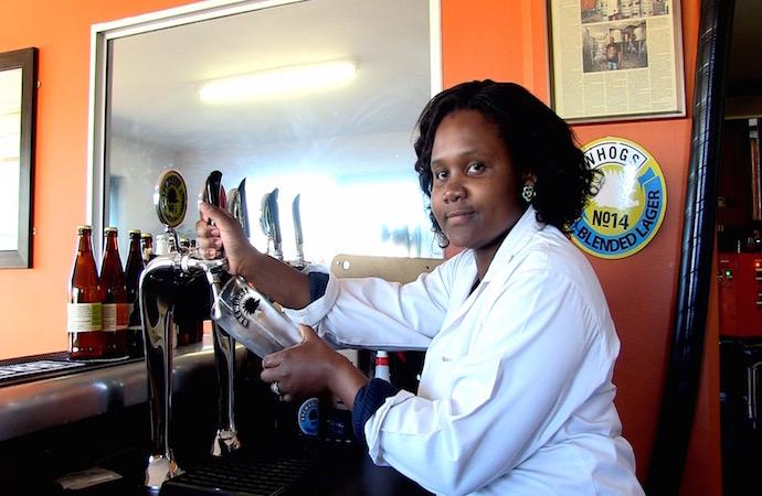 Video: Meet Brewmaster Apiwe Nxusani-mawela photo