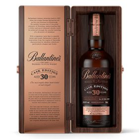 Ballantine?s Unveils 30yo Cask Edition In Travel Retail photo