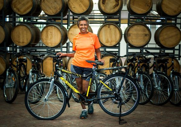 Master mechanic Beverley Roode: A lifelong affair with bicycles photo