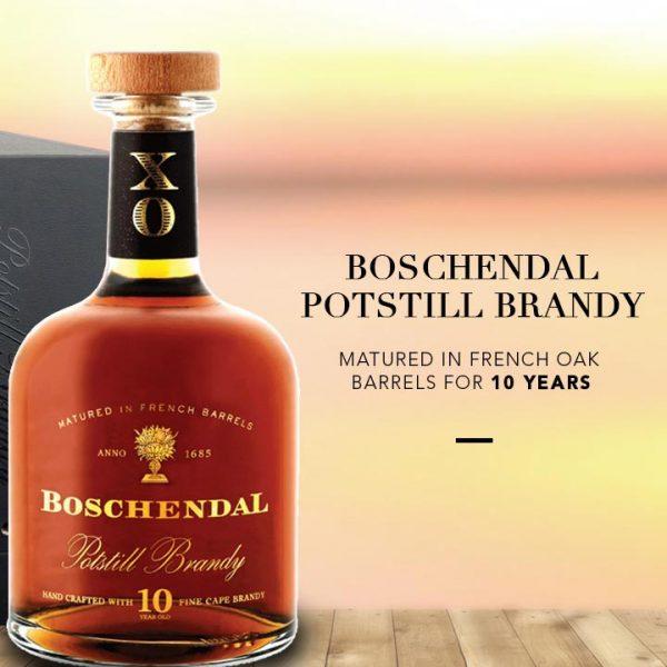 Savour Celebrations with Boschendal Potstill Brandy photo