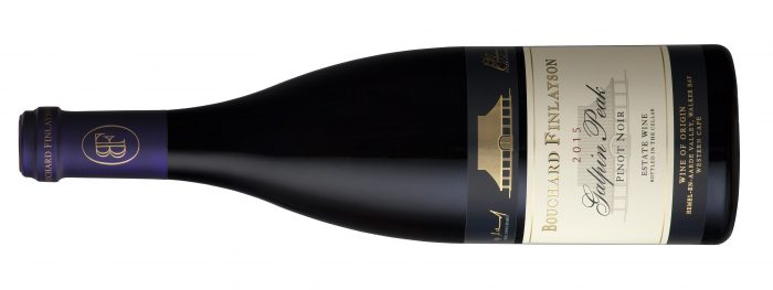 Bouchard Finlayson Releases New Pinot Noir Vintages photo