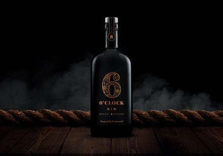 Bramley & Gage Launch ?ultra-premium? Gin In Sleek Black Bottle photo