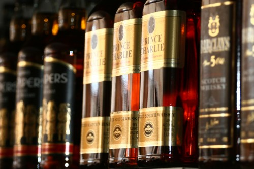 Investment Unusual: Whisky photo