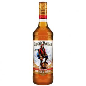 Captain Morgan Rum Unveils ?modern? Design photo