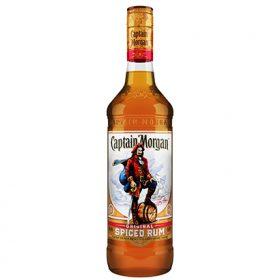 Captain Morgan Rum Unveils ?modern? Design photo
