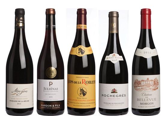 Cru Beaujolais 2015: Panel Tasting Results photo