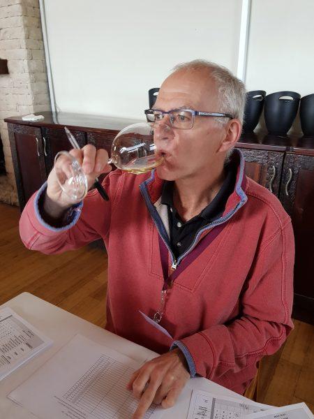 Dermot Nolan e1502961875831 Michelangelo International Judges Make Case for Pinotage and Chenin Blanc