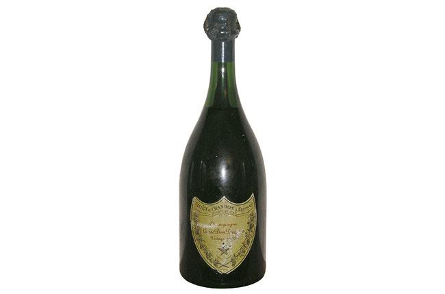 Wine Legend: Dom Pérignon 1961 photo