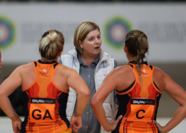 Former Protea Captain Becomes Netball Head Coach photo