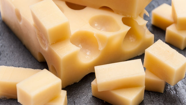 Research Says Swiss Cheese Is A Superfood photo