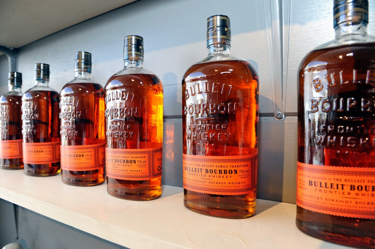 Bulleit Bourbon Heiress Says She Was Fired From The Family Business Because She`s A Lesbian photo