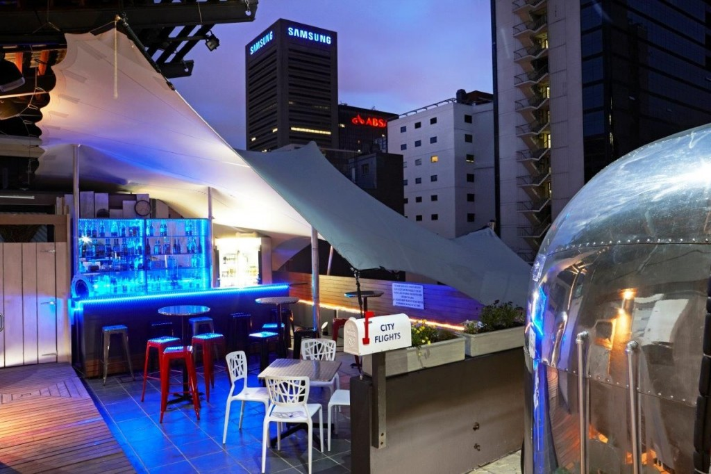 The Best Rooftop Bars In Cape Town photo