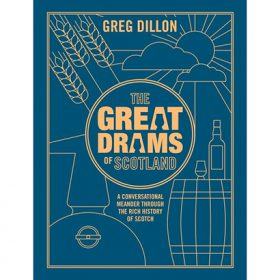 Greg Dillon Releases Great Drams Book photo