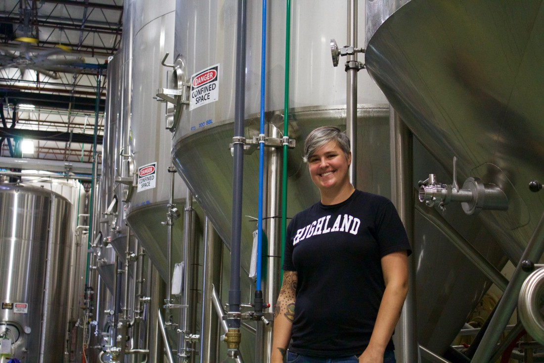 Carolina Beer Guy: Highland?s Head Brewer Leaves Asheville For Guinness? Maryland Brewery photo