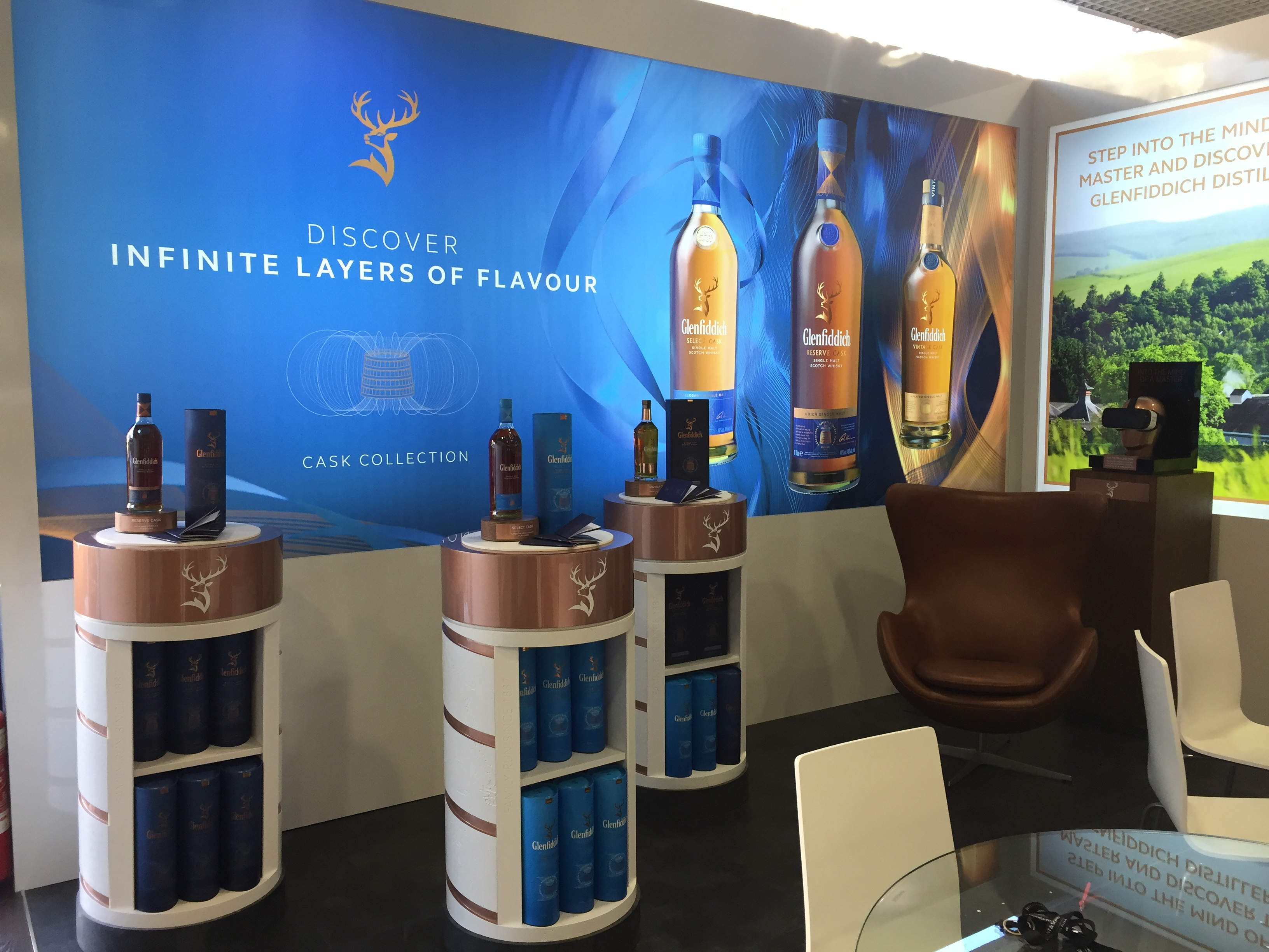 William Grant & Sons Posts +22% Travel Retail Sales Growth In 2016 photo