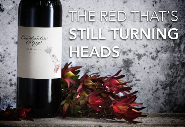 The red that's still turning heads photo