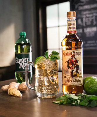 Celebrate National Rum Day With Captain Morgan Recipes photo