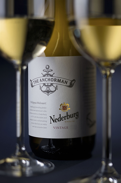 Nederburg The Anchorman awarded as one of the Top 10 Chenin Blancs in South Africa photo