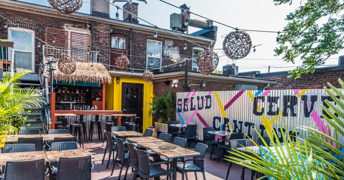 What's On The Menu At Chula Taberna, A Leslieville Cantina With Tacos, Tequila Flights And Pig Roasts photo