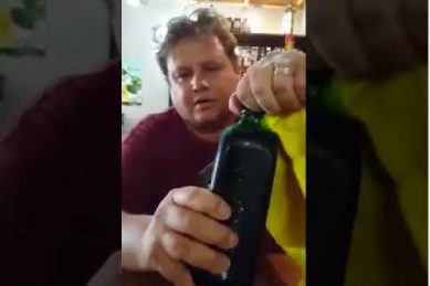 Watch: Afrikaans Guy Downs Whole Bottle Of Jagermeister photo