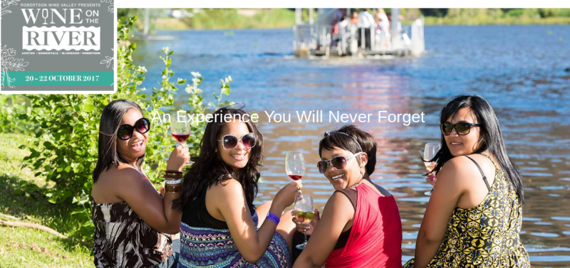 Get ready for Wine On The River in Robertson photo