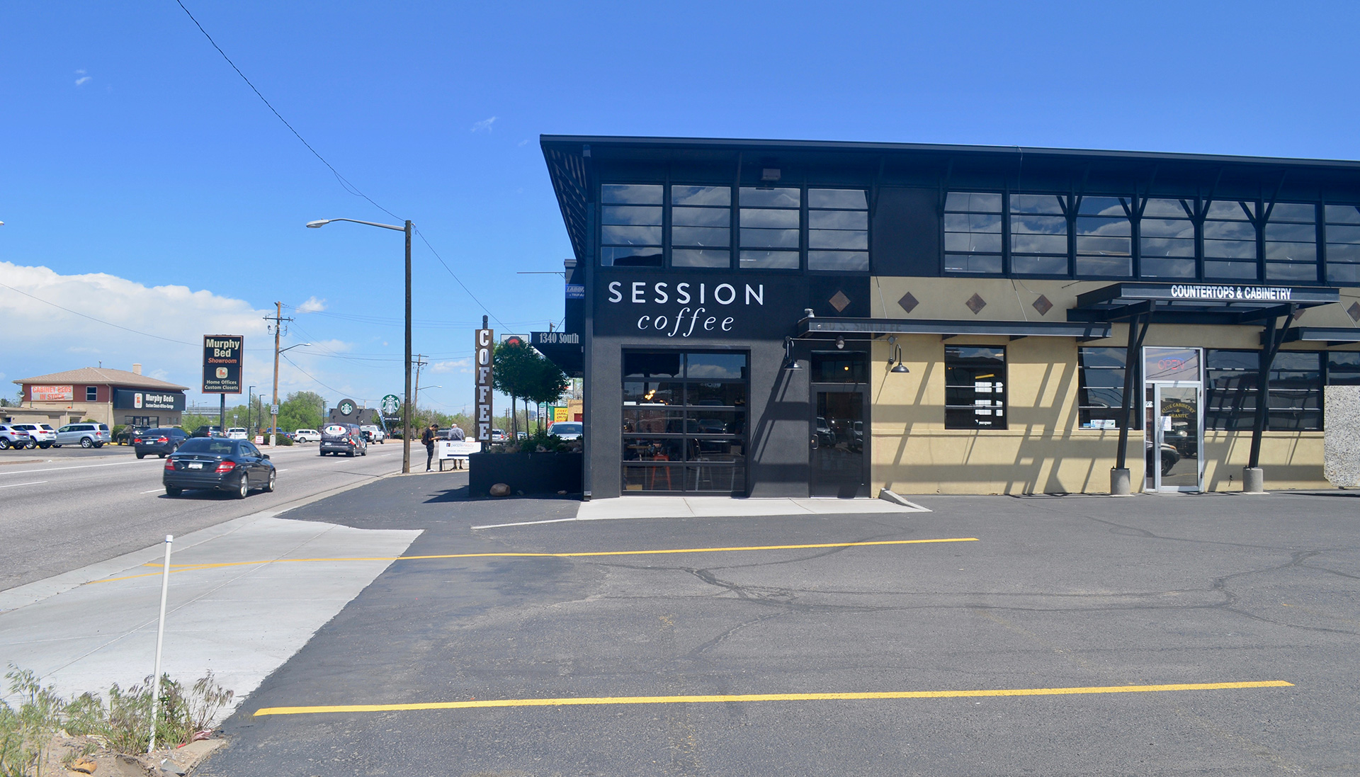 Denver's Coffee Scene Expands South With Session Coffee photo