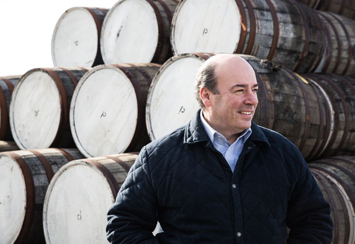 Why Two Wine Merchants Bought The Bruichladdich Whisky Distillery photo