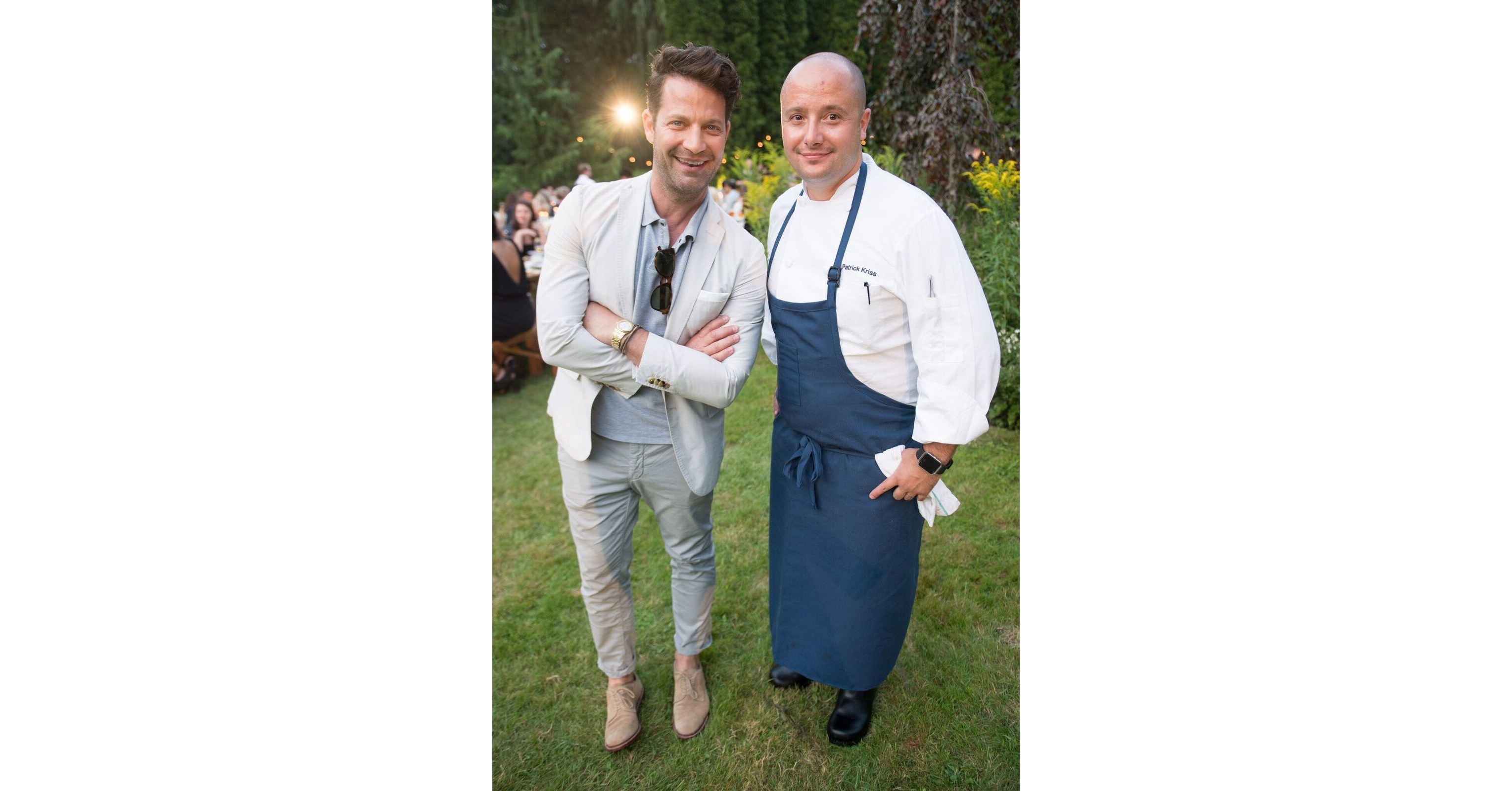 Stella Artois Inspires Canadians To Host One To Remember Through Partnerships With Chefs Plate, Alo Chef Patrick Kriss And Interior Designer Nate Berkus photo