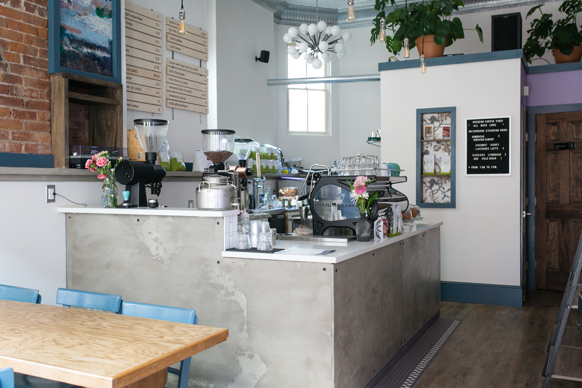 Build-outs Of Summer: Story And Soil Coffee In Hartford, Ct photo