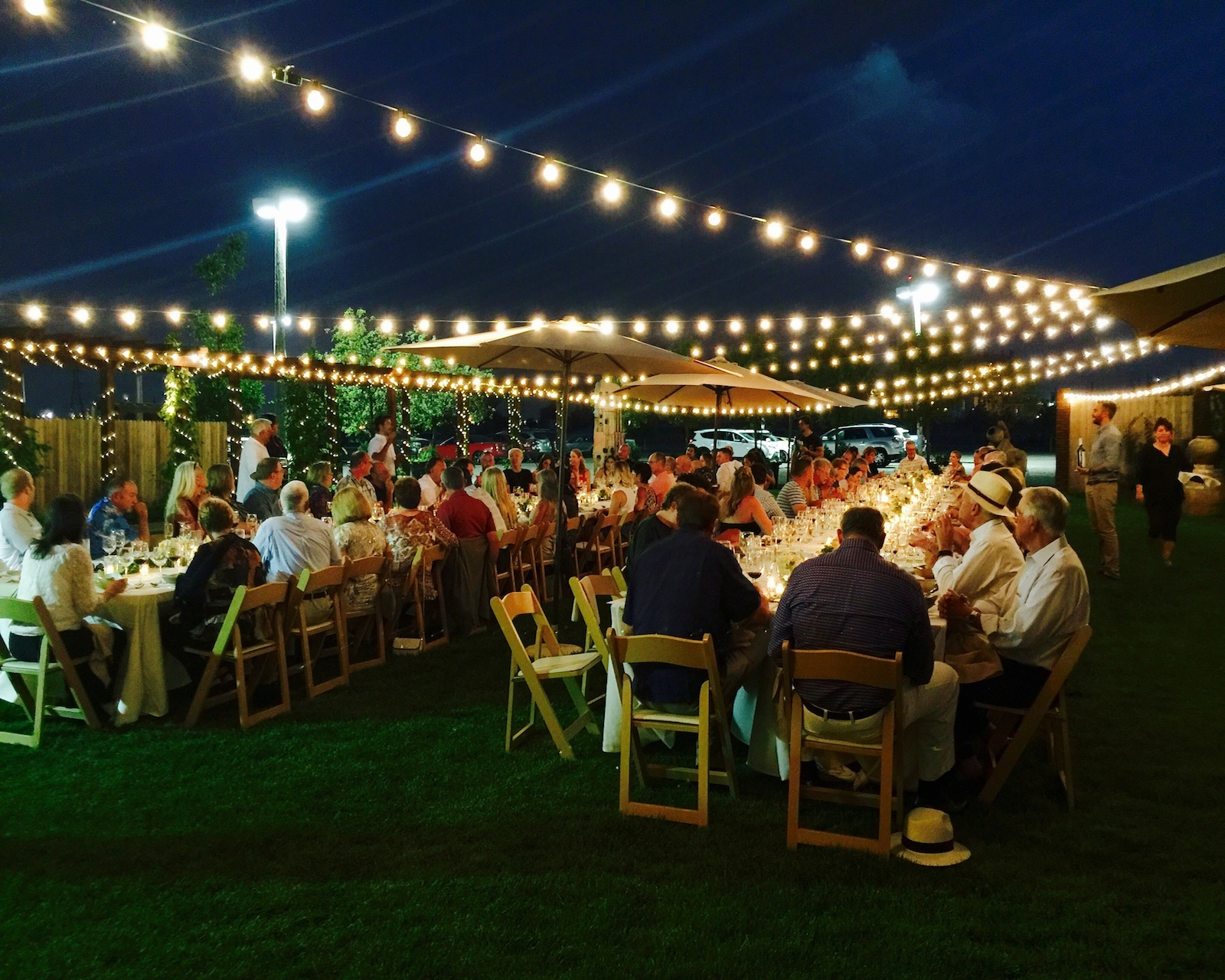 Eat, Drink, And Be Family At Balistreri Vineyards' Showcase Wine Dinner photo