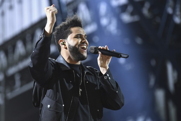 The Weeknd's Private Los Angeles Show Gets Shut Down photo
