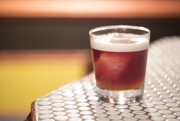 Prepare for the Solar Eclipse with this Total Eclipse of the Heart Cocktail photo