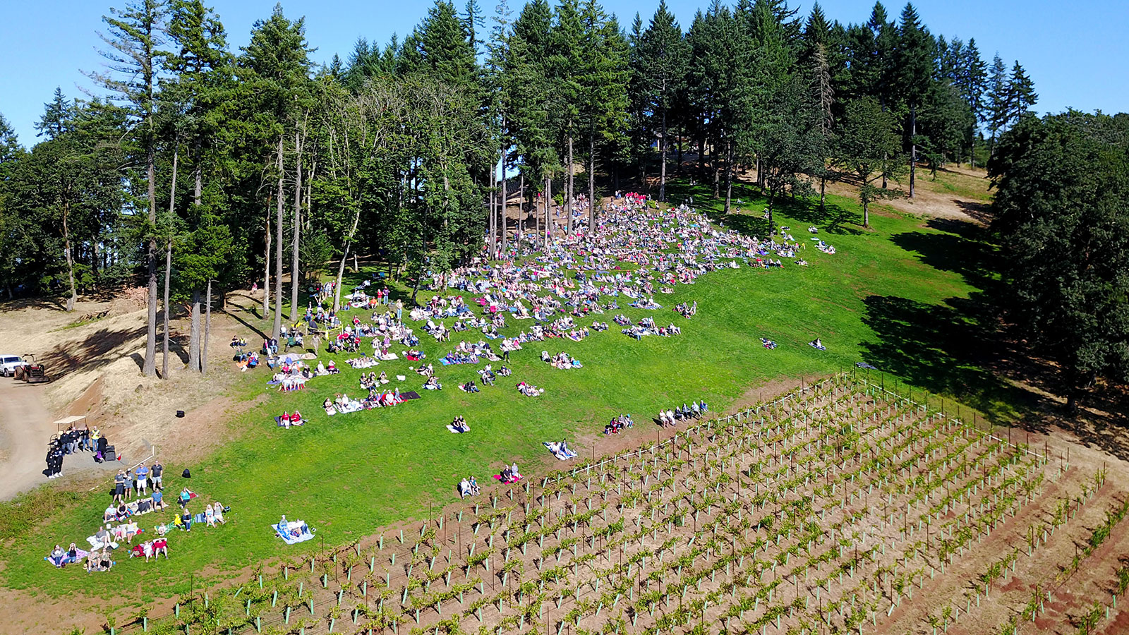 Unfiltered: Oregon Wine Totally Overshadowed (by Eclipse) photo