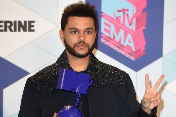 Here's Why The Weeknd Didn't Show Up To 2017 Mtv Video Music Awards photo