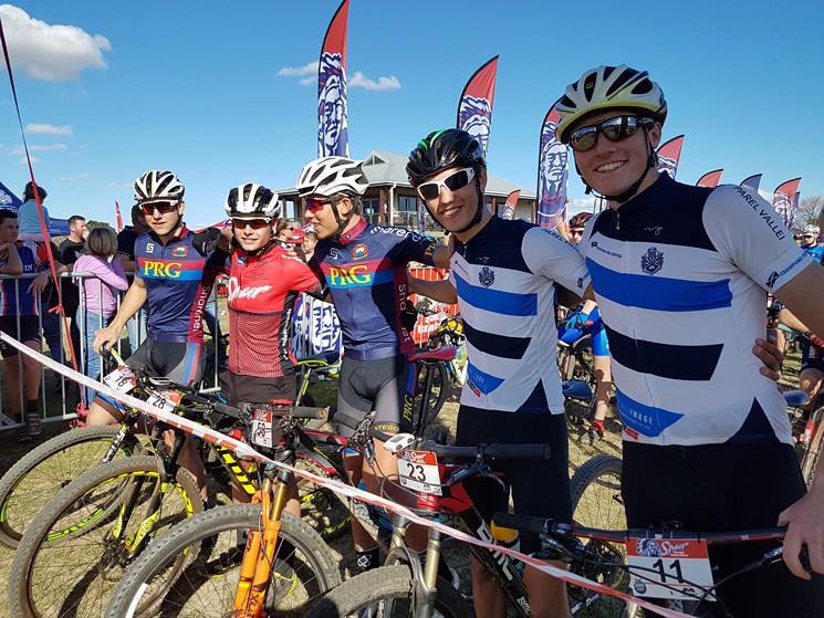 Spur Schools Mtb League Riders Participate In Western Cape #2 Race photo
