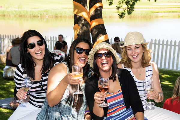 Indulge, Discover and Satisfy Your Wanderlust At Wine On The River 2019 photo